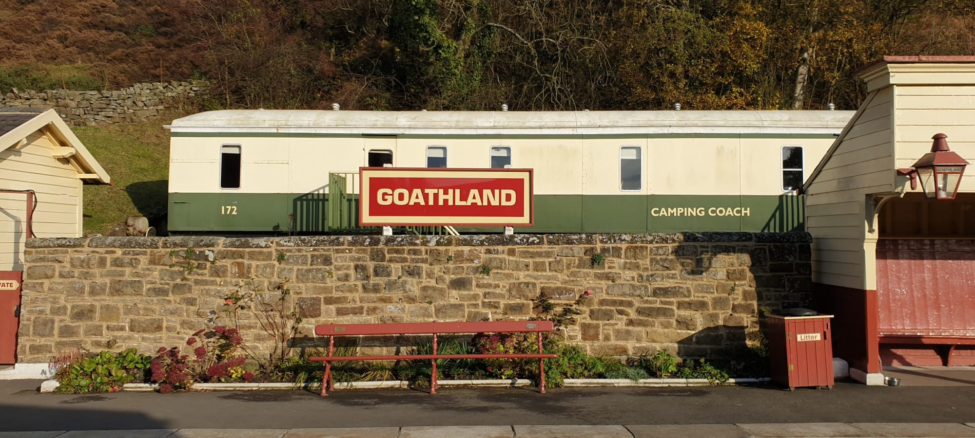 Goathland Camping Coach