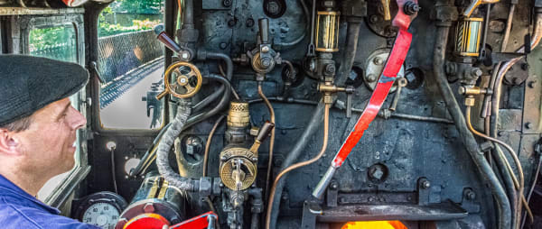 Virtual Footplate Experience