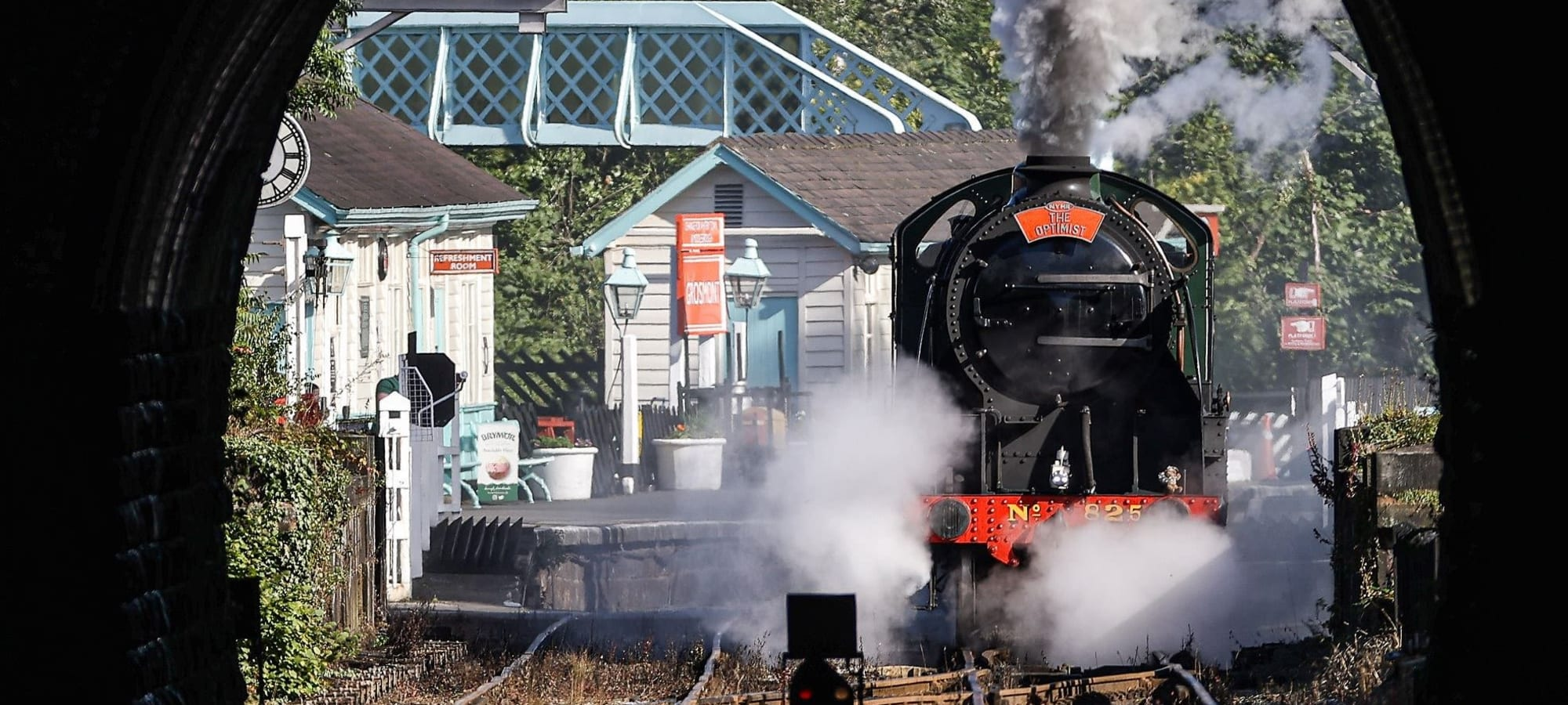NYMR receives grant from Government's Culture Recovery Fund