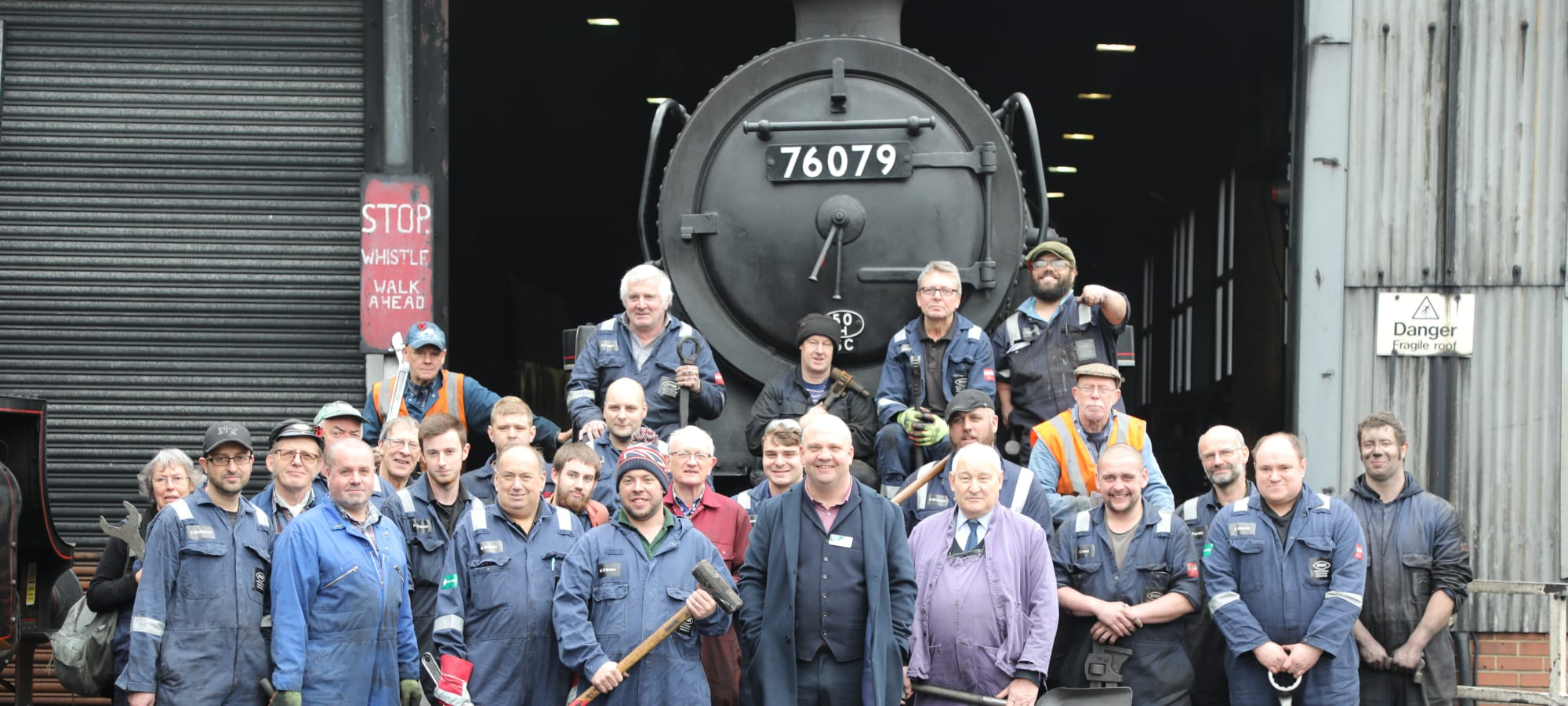 NYMR announces series 3 of 'The Yorkshire Steam Railway: All Aboard'