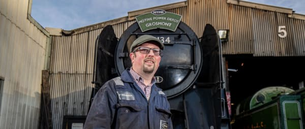 REPAIR, RESTORE, REPLACE: Behind the scenes at NYMR