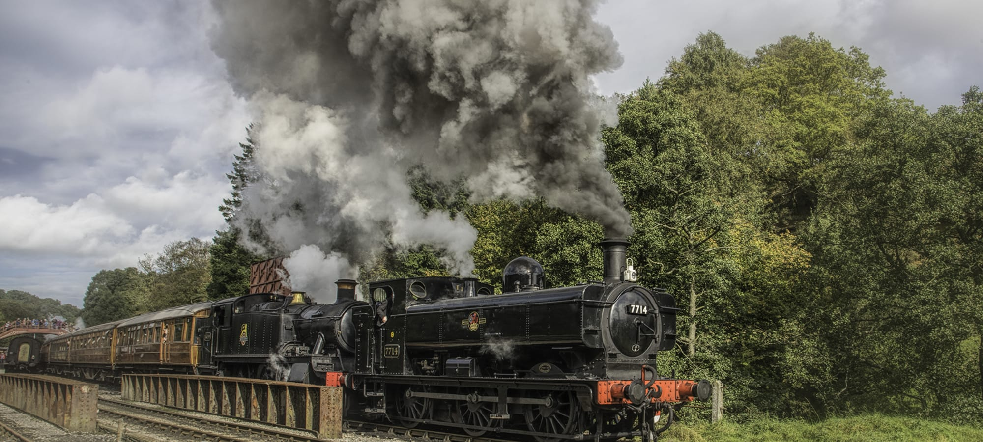 Record breaking Steam Gala