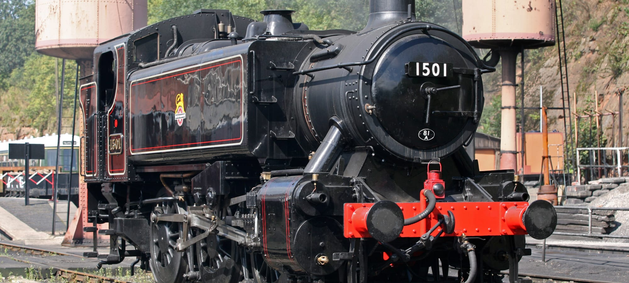 Steam in to a fantastic weekend with the North Yorkshire Moors Railway