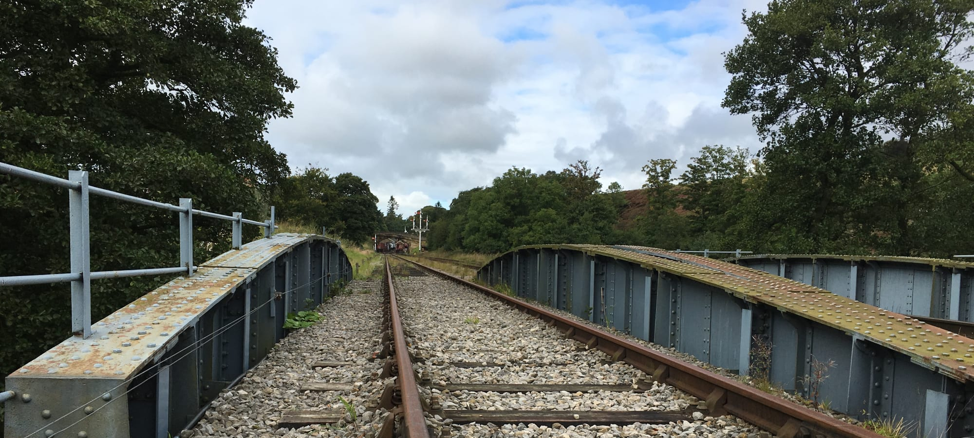 Project 1: Goathland Bridges Renewal