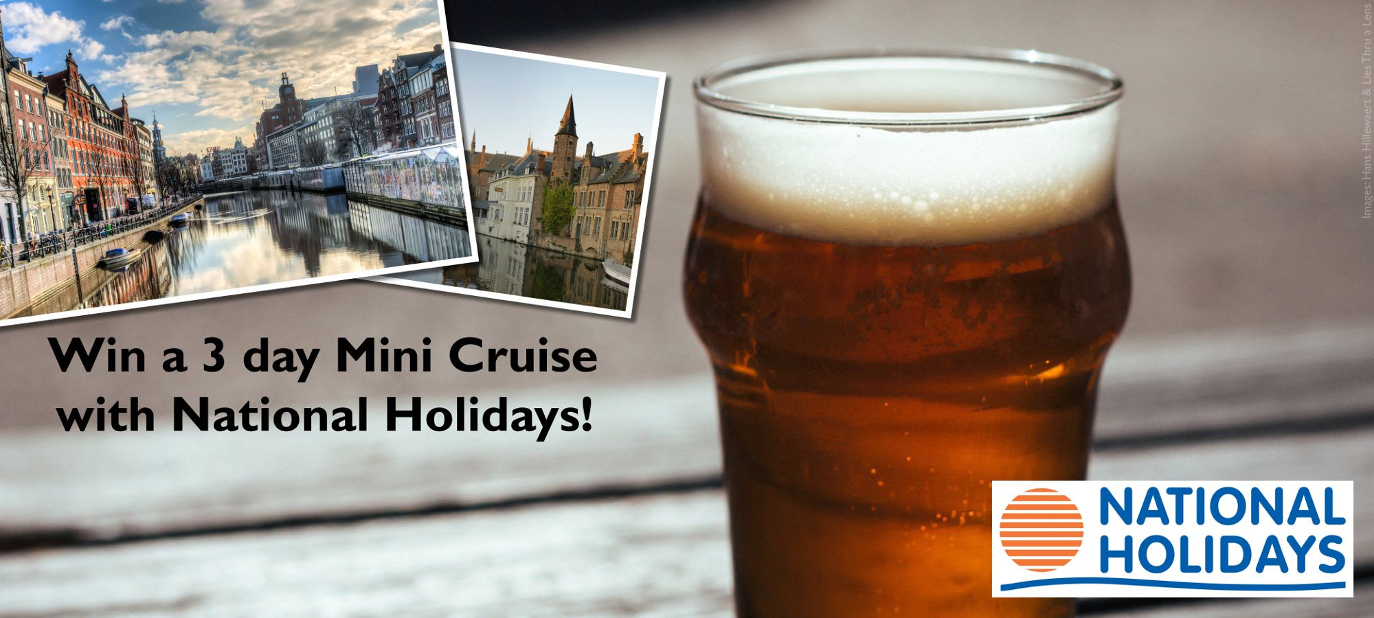 Win a Cruise at the Beer Festival