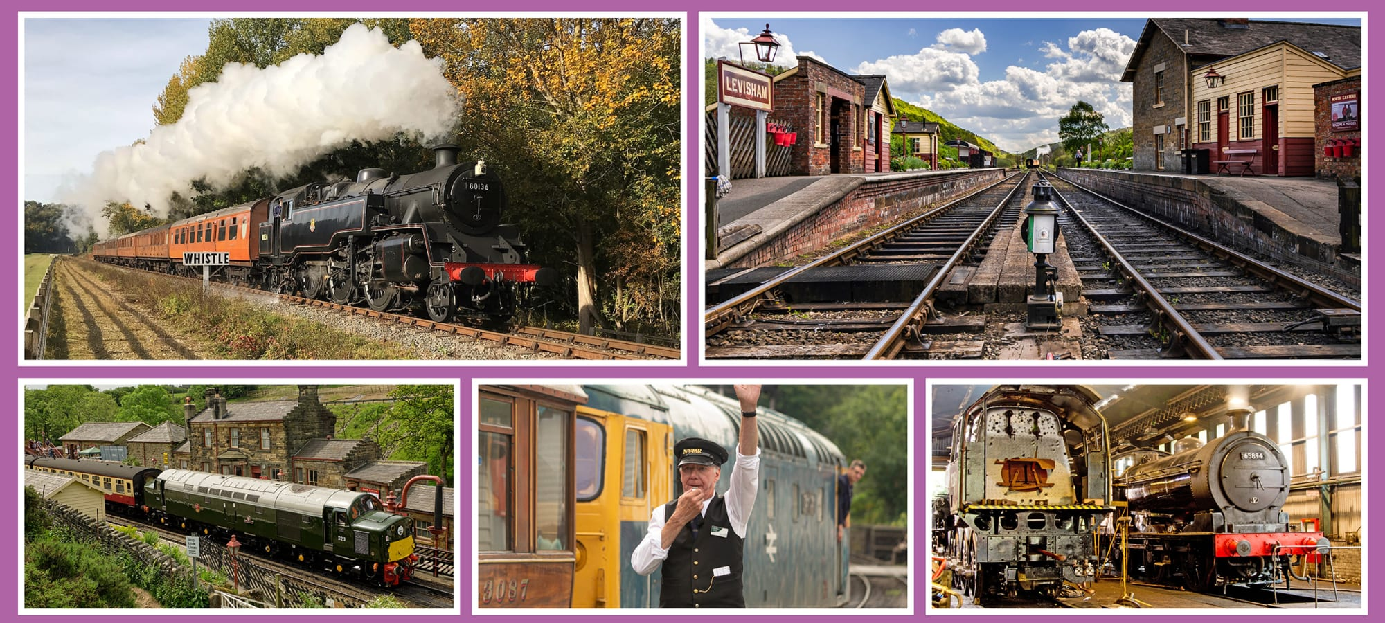 Official NYMR 2020 Calendar Finalists