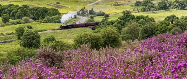 Secure a bright future with the North Yorkshire Moors Railway