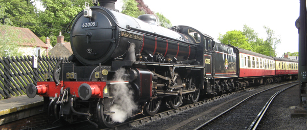 LMS 'Black 5' No  44806 | North York Moors Historical Railway Trust
