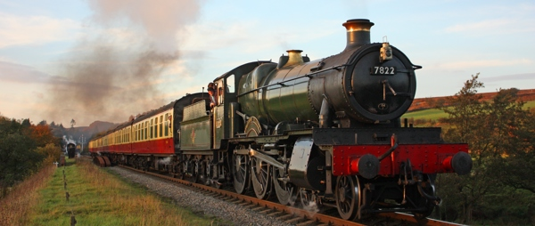 Dive into amazing locomotive history at North Yorkshire Moors Railway's Autumn Steam Gala