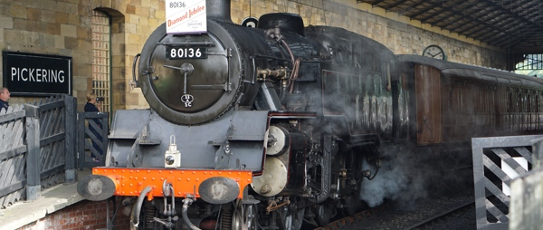 North Yorkshire Moors Railway Hits a Hat-Trick!